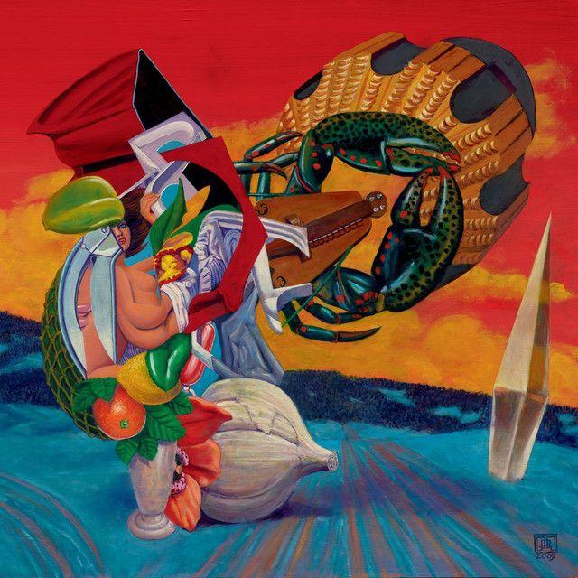"The Mars Volta, Cedric Bixler Zavala, Isaiah Ikey Owens, John Frusciante, Juan Aldarete De La Pena, Marcel Rodriguez Lopez, Omar Rodriguez Lopez, Thomas Pridgen, ""Teflon"" | #progmetal"