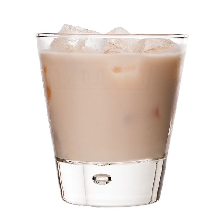 WHITE RUSSIAN : INGREDIENTS -   2 measures Vodka  1 measure Coffee liqueur  3/4 measure Double cream   3/4 measure milk  Garnish    Grated nutmeg  INSTRUCTIONS - 1 Serve drink with all ingredients shaken with ice. 2 Strain into a glass of ice. HOW TO SERVE IT -   Serve in an Old-fashioned glass  Garnish with a dusting of grated nutmeg