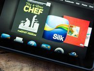 Amazon Fire HDX 7 hits AT&T stores on Friday Amazon's 7-inch tablet sells for $100 with a two-year contract or $50 when purchased with the Fire Phone.