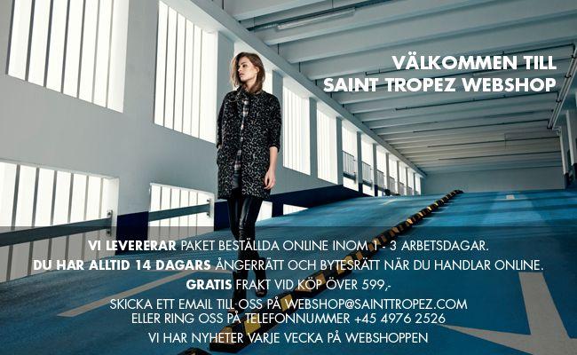 Saint Tropez Welcome Sweden