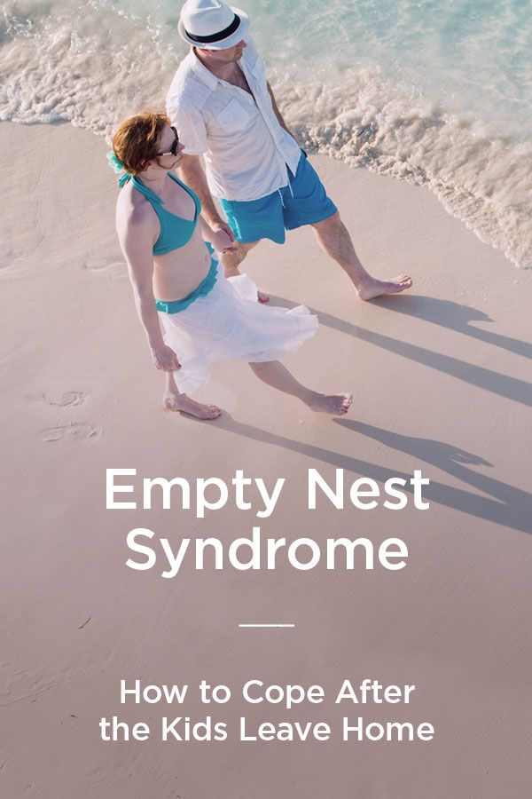Tips for Dealing with Empty Nest Syndrome