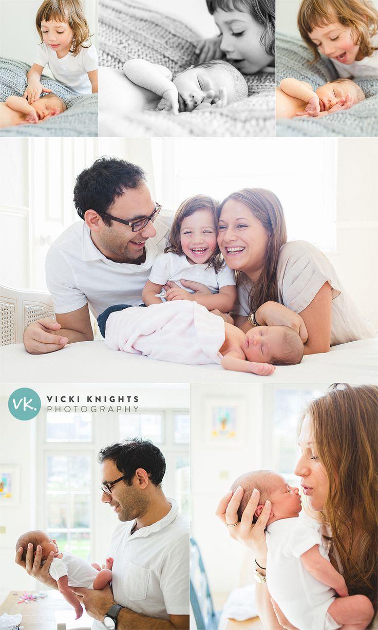 Gorgeous family newborn photography - Vicki Knights