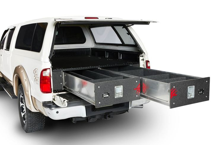 Pickup Bed Drawer Units