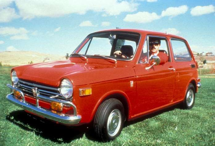 1970 Honda N600...Love these old Hondas!