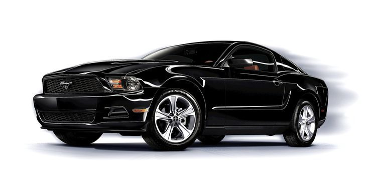 View Pictures of Vintage Ford Mustangs: 2011 V6 Ford Mustang