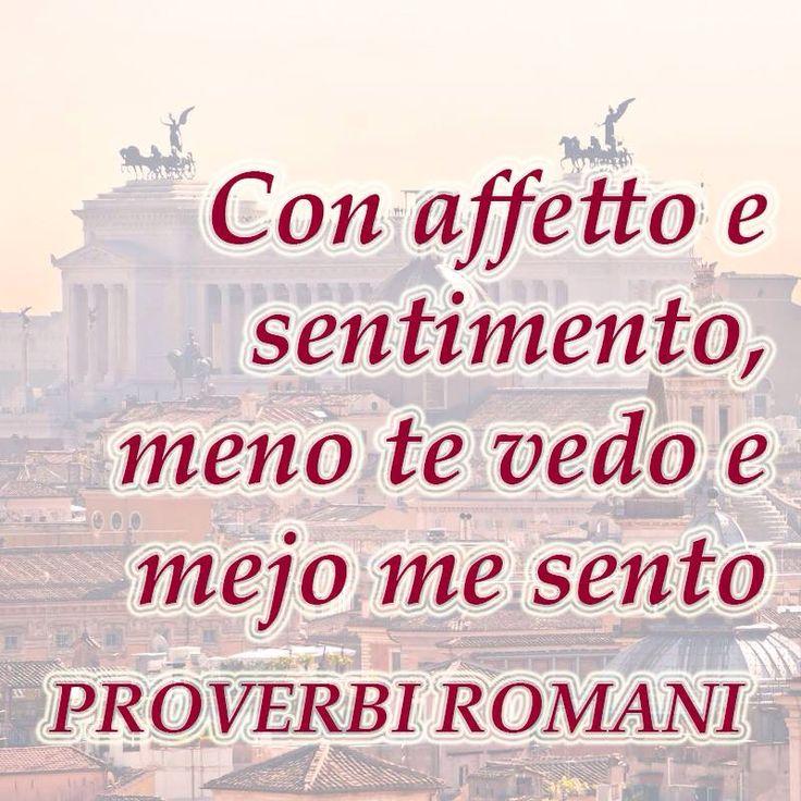 Proverbi romani