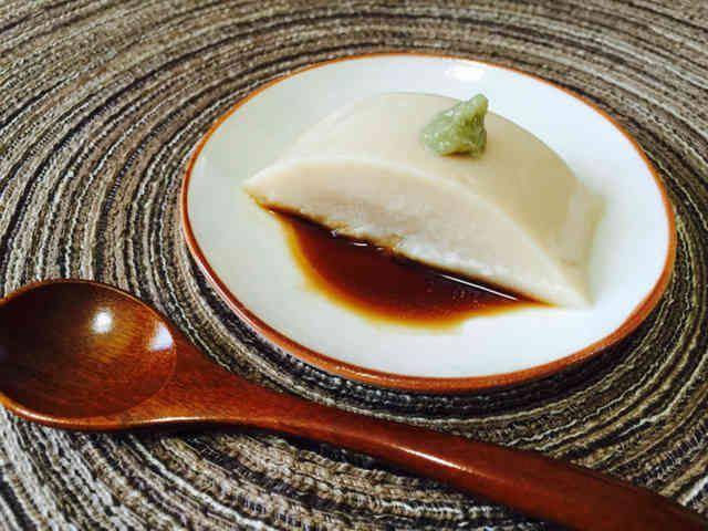 ピーナッツバターで☆簡単ピーナッツ豆腐の画像
