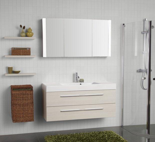 Badeværelsesmøbler | badeværelse | scanbad.dk