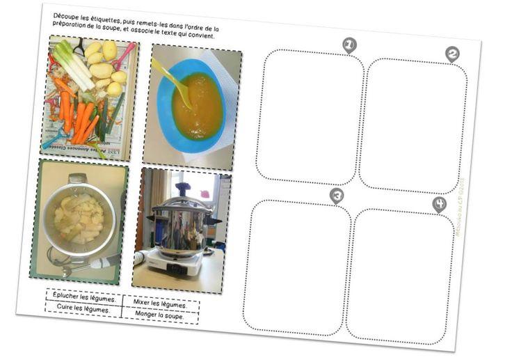 10 images about ecole album une soupe 100 sorci re on. Black Bedroom Furniture Sets. Home Design Ideas