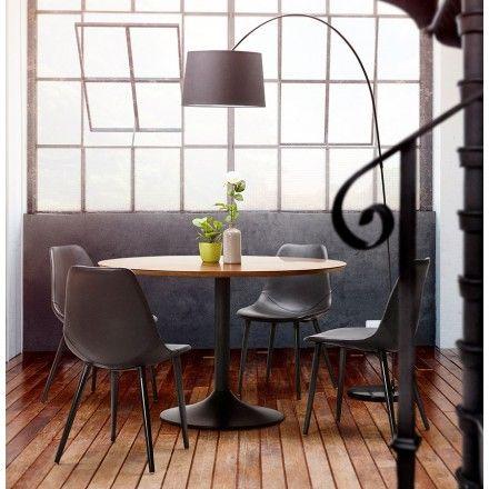 La décoration intérieure industrielle apporte généralement un cadre design et une atmosphère sérieuse