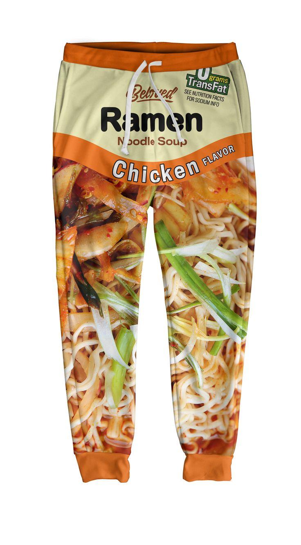 Chicken Ramen Joggers