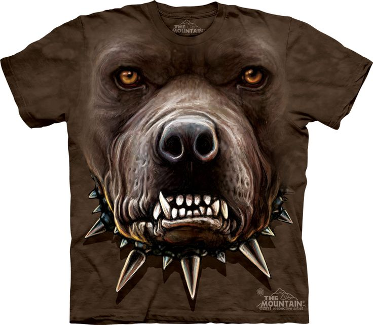 Zombie Pitbull T-Shirt - Alien T-Shirts - tees - green t-shirts - funnny tshirts - fantasy t-shirts - scary t-shirts - zombie t-shirts - death t-shirts - gift ideas for christmas - ideas for christmas - unicorn t-shirts - robot t-shirts - epic t-shirts