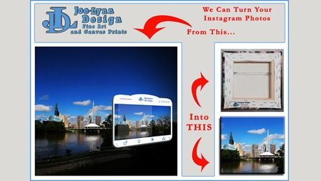 Let us Print Your Instagram Photos