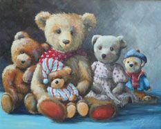 Boyd Fine Art - Donna Gilbertson