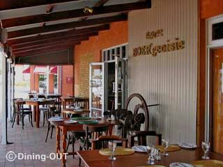 Boergeoisie Restaurant, Menlo Park, Pretoria
