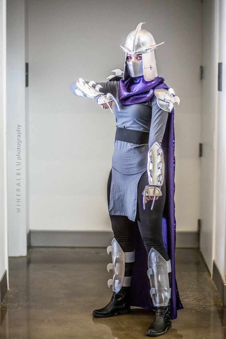 tmnt 2017 shredder costume