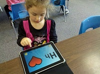 kindergarten iPad apps