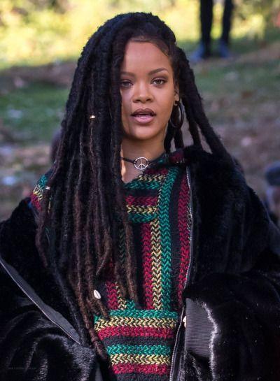 Ocean's Eight | Rihanna dreads, Natural hair styles, Hair styles