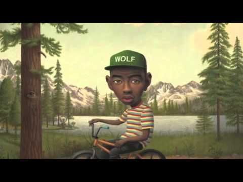 Tyler The Creator - Jamba (WOLF) HD - YouTube