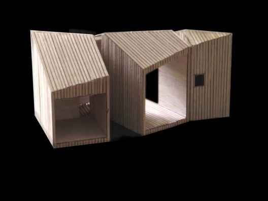 micro sauna model - sauna for Ranco