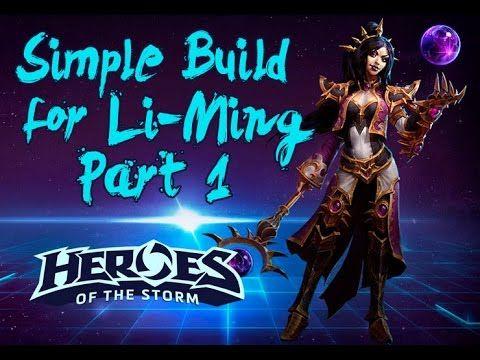 Simple Build for Li-Ming [Part 1] - HotS