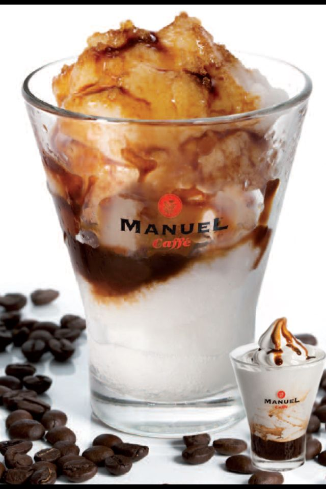Coffee ice specialty