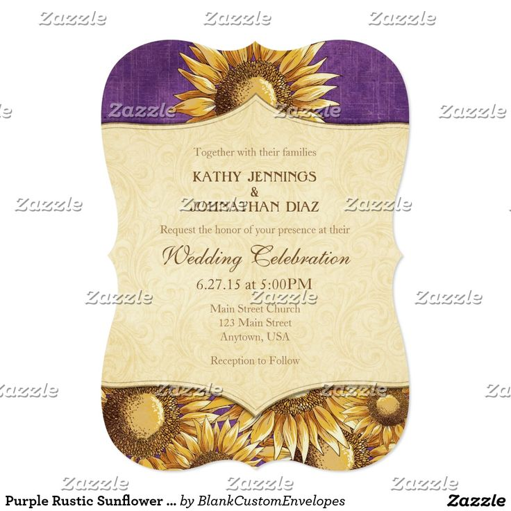 Wedding invitations sunflower wedding invitation rustic burlap and - 17 Best Ideas About Rustic Sunflower Weddings On Pinterest