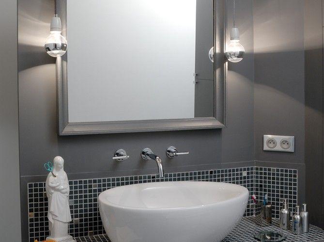 robinetterie salle de bain