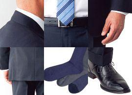 """第一印象で重要なことは「誠実さ」。目立たないスタイルにこそ細やかな気配りが必要な""""できる男のスーツ""""をスタイリストが詳しく解説!"""