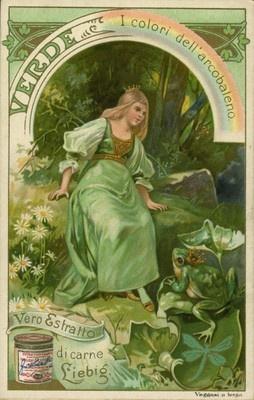 I colori dell'arcobaleno, 1901