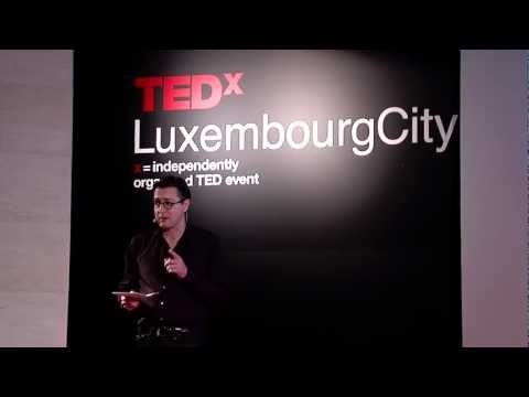 TEDxLuxembourgCity - François Thiry - The Ordos Effect