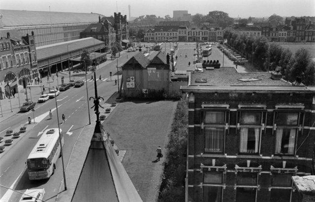 Stationsplein 1972