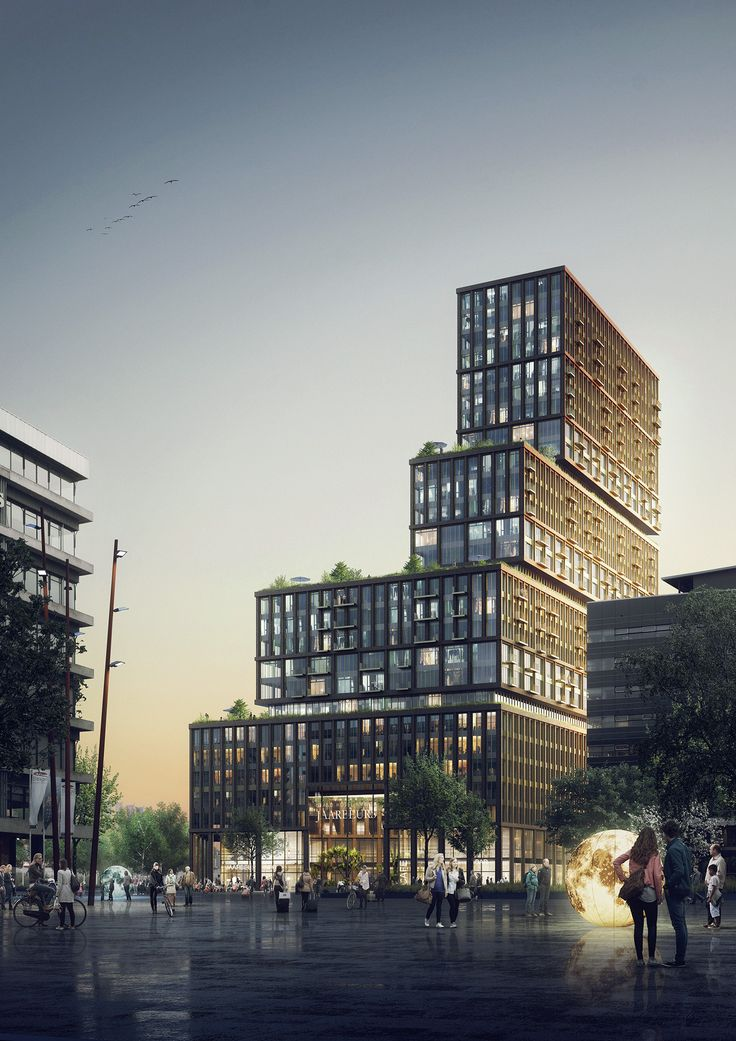 WAX Architectural Visualizations