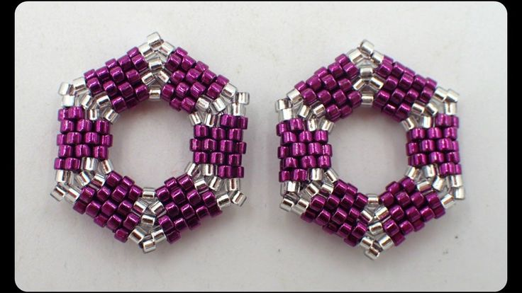 Kelly from Off the Beaded Path, in Forest City, North Carolina shows you how make 3D Hexagon. **It has came to our attention that this is referred to as an O...