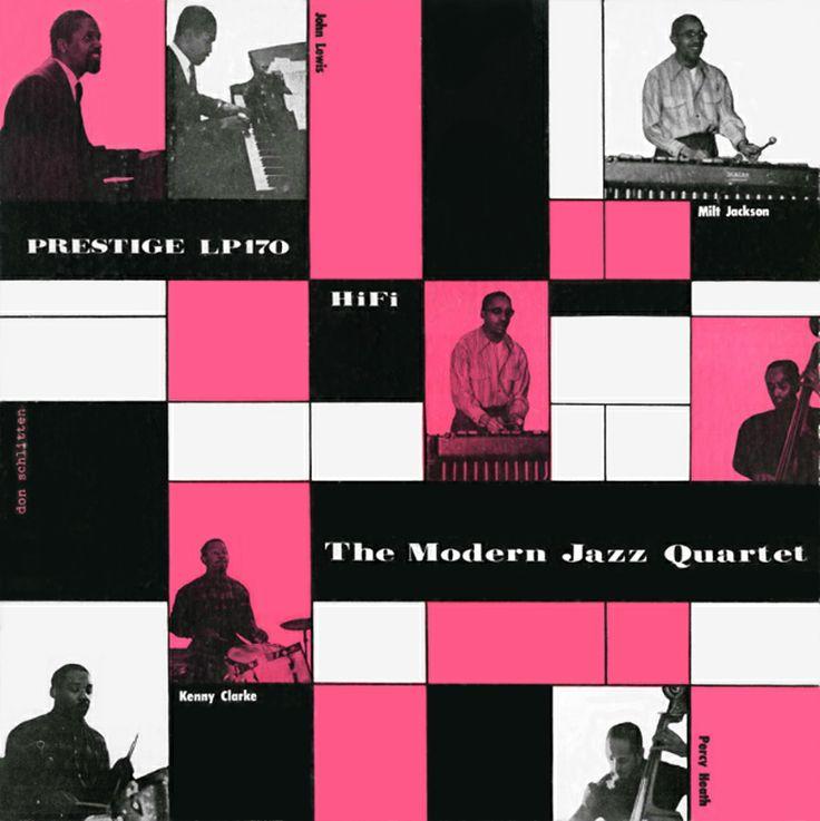 The Modern Jazz Quartet 1954