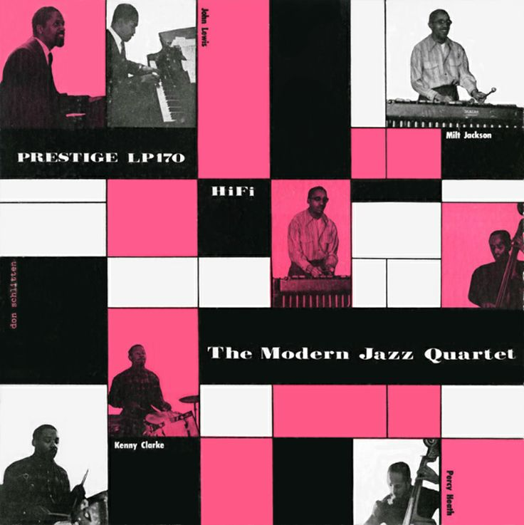 The Modern Jazz Quartet 1954