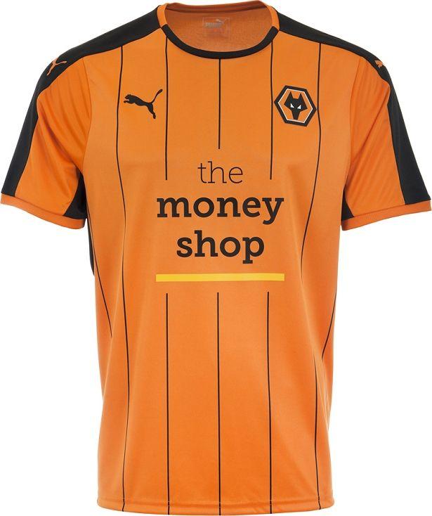 Puma lança nova camisa titular do Wolverhampton Wanderers - Show de Camisas