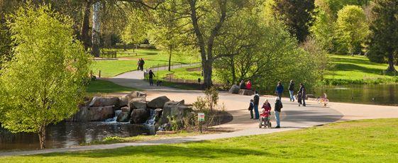 Virginia Water, Windsor Great Park
