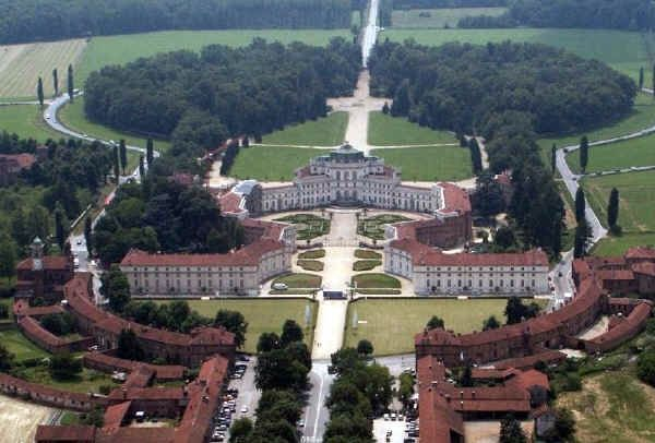 Savoia Residences: Stupinigi (Torino) - Palazzina di Caccia