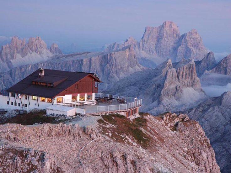 Rifugio Lagazuoi, Cortina D'Ampezzo (BL)
