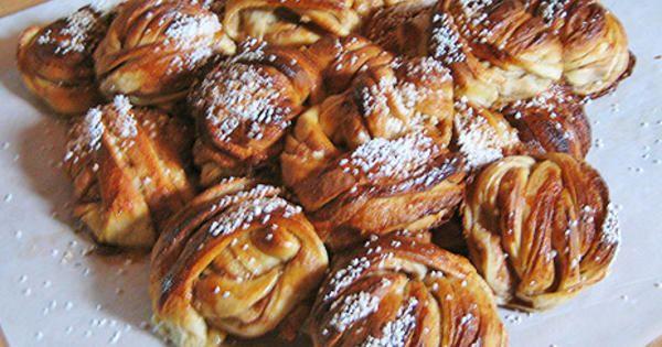 Davids kanelbullar med surdeg | Recept från Köket.se