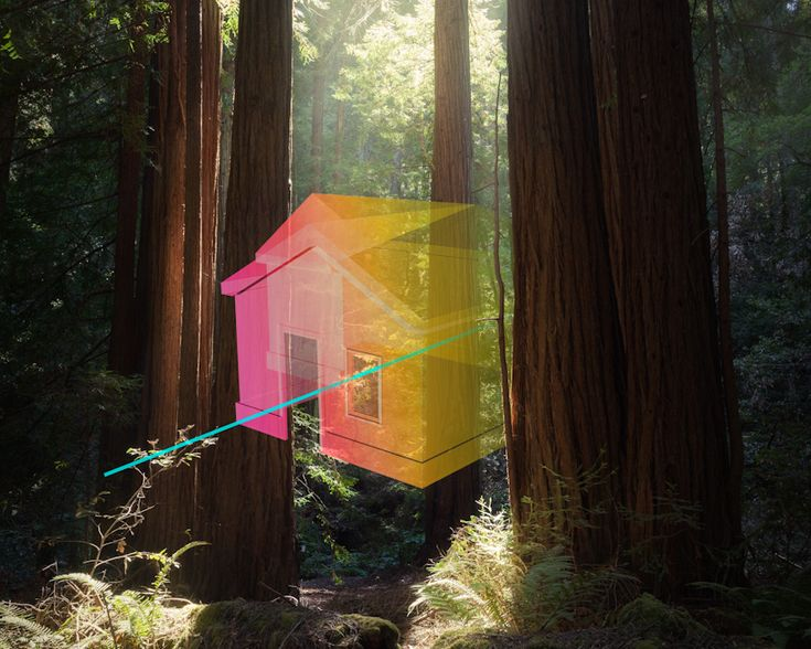 mark dorf reveals digital impositions on natural landscapes - designboom…
