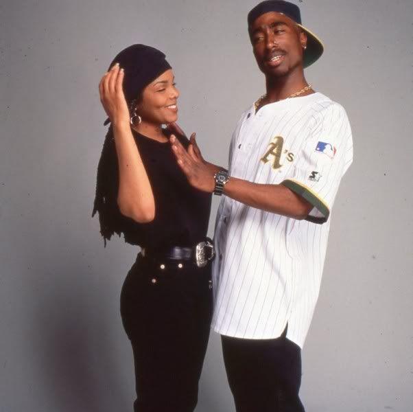 Janet Jackson & Tupac.. Justiça Poética