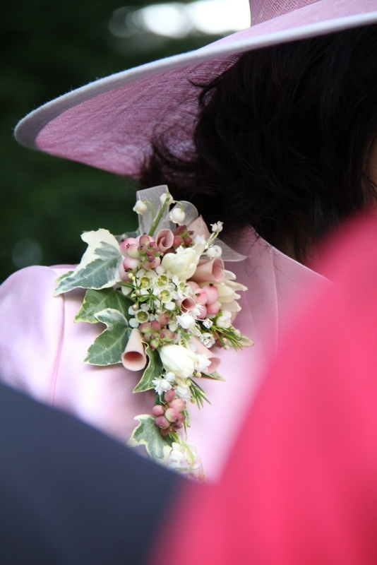 """Flower Design Events: A Sneaky Peek at Jane & Will's """"Tiffany Blue"""" Wedding Day at St Mary of the Angels, Bolton le Sands & The Low Wood Hotel Windermere"""