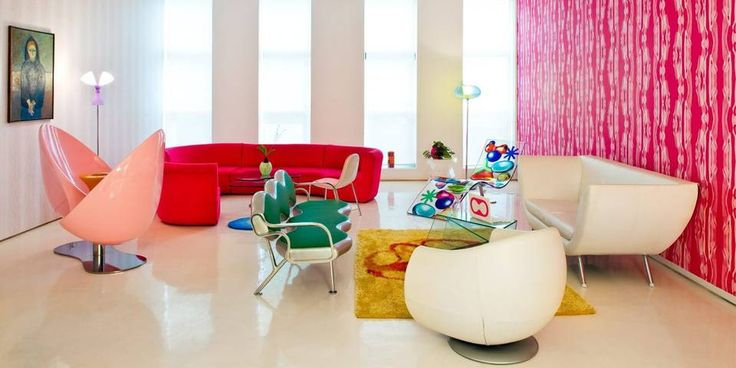 interiør inspirert av 60 tallet - Google-søk