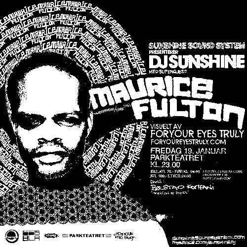 Maurice Fulton poster