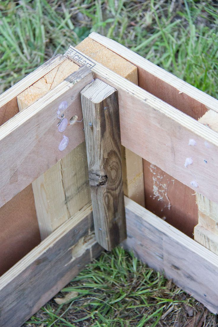 17 Images About Pallet Gardening On Pinterest Raised Beds Decks And Pallet Patio