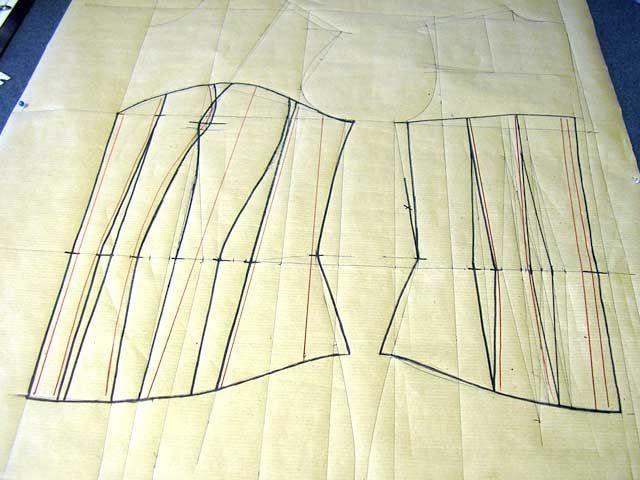 Девочки. .  Вот ЗДЕСЬ мастер класс - описание как пошить корсет. .  На примере этого. .