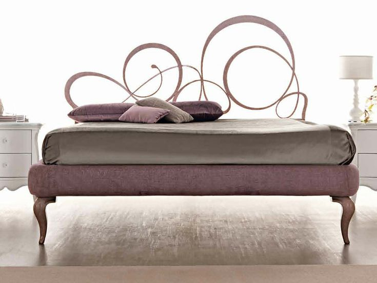Download the catalogue and request prices of Bizet By cortezari, double bed, charme Collection