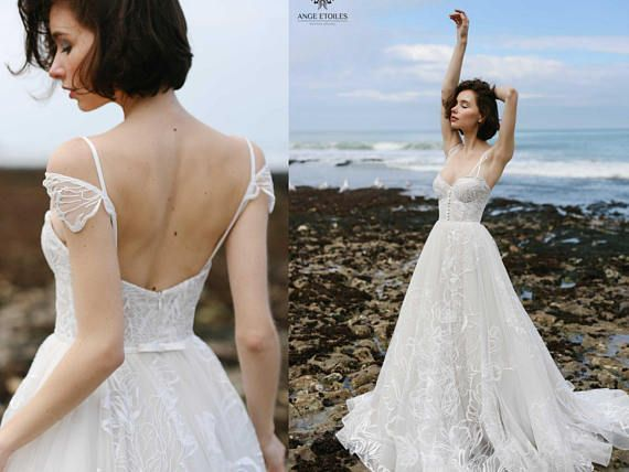 103 Best Ethereal And Whimsical Wedding Gowns Images On
